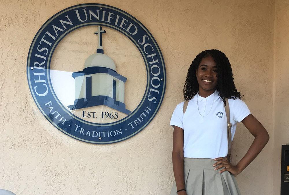 Christian High Scholarship